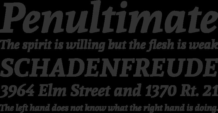 Andada font family · 1001 fonts.