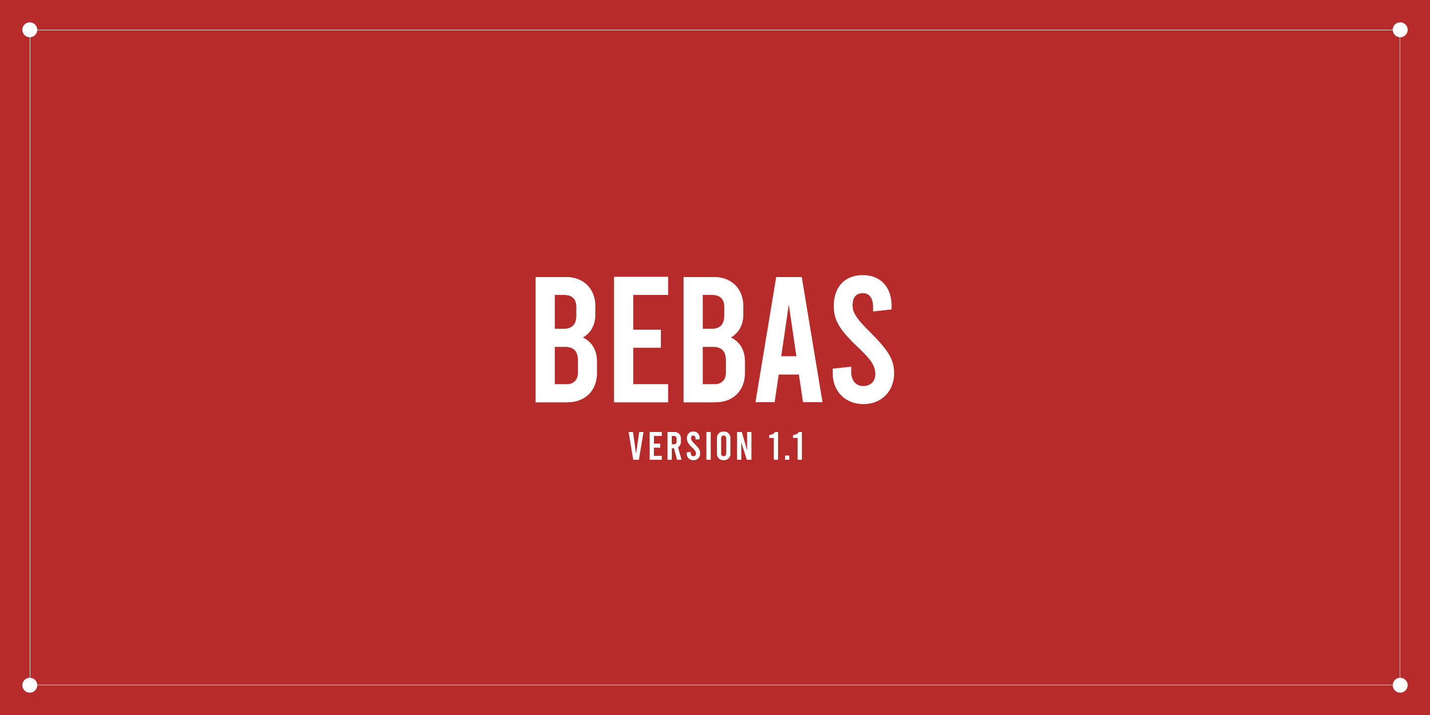 Bebas Font Free by Flat-it » Font Squirrel