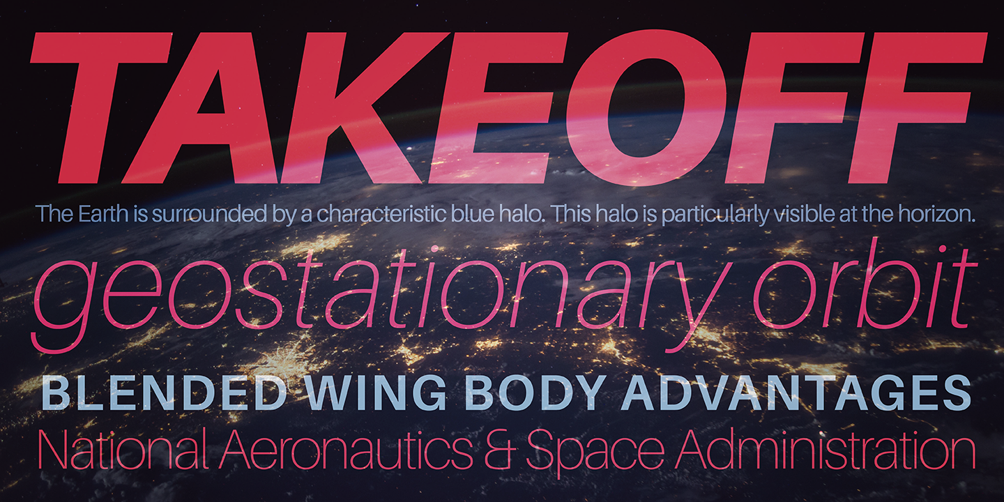 Aileron Font Free by dot colon » Font Squirrel