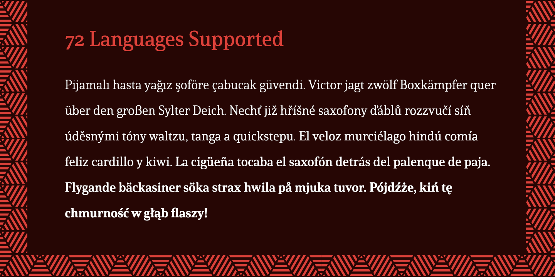 Solitas Serif Font Free by insigne design » Font Squirrel
